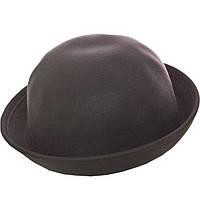 Кашемировая женская шляпа в разных расцветках tez12078