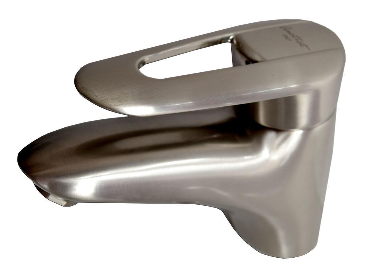 Смеситель для раковины умывальника Ametist АМ 1114-1N