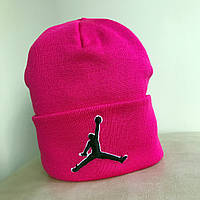 Красивая шапка с принтом в разных цветах tez130766