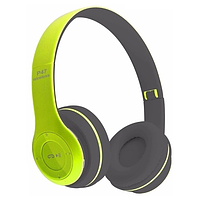 Bluetooth Наушники p47 Зеленые