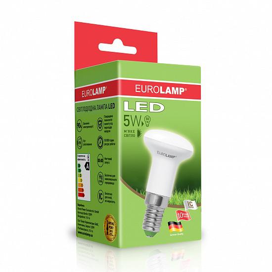 Лампа светодиодная EUROLAMP LED 5w 3000К E14 R39 05142(D) рефлекторная