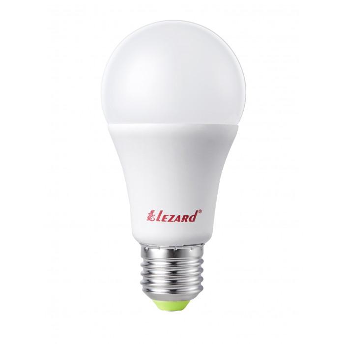 Лампа светодиодная LEZARD Led 9w 4200K 442 A60 2709 E27