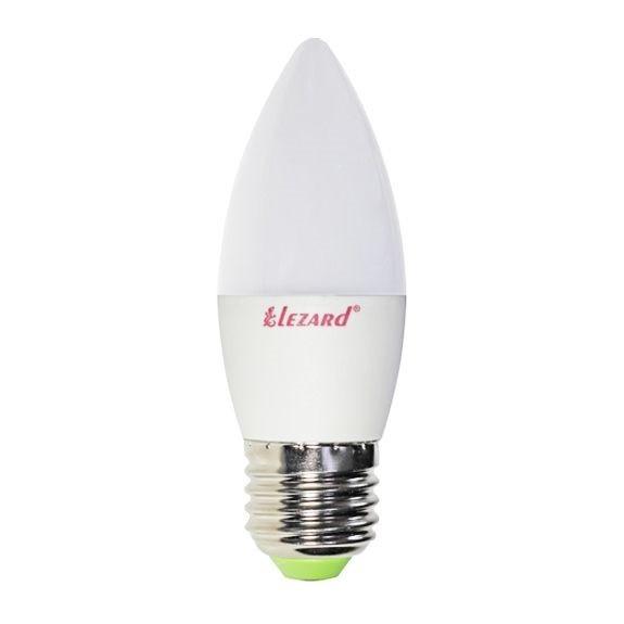 Лампа светодиодная LEZARD Led 5w 2700K N427 B35 2705 E27