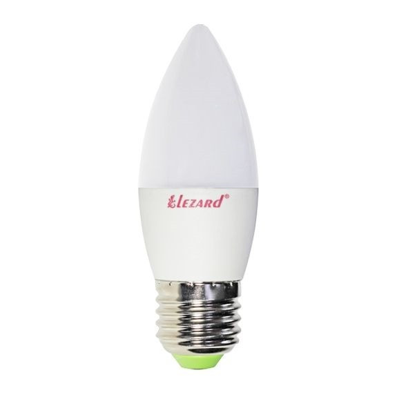 Лампа светодиодная LEZARD Led 5w 4200K N442 B35 2705 E27