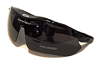 Очки поляризационные для рибалки Oakley Single , фото 1