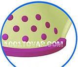 Антискользящая детская пластиковая накладка (адаптер) на унитаз и ступенька - подставка, фото 9