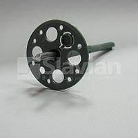 Дюбель крепления теплоизоляции 10х90мм,  металлический гвоздь и термозаглушка (Standard)