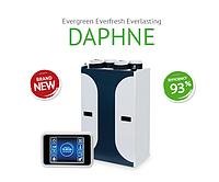 Приточно вытяжная установка с рекуперацией DAPHNE HRDA1-050UXCBE75-EE1C-0A0