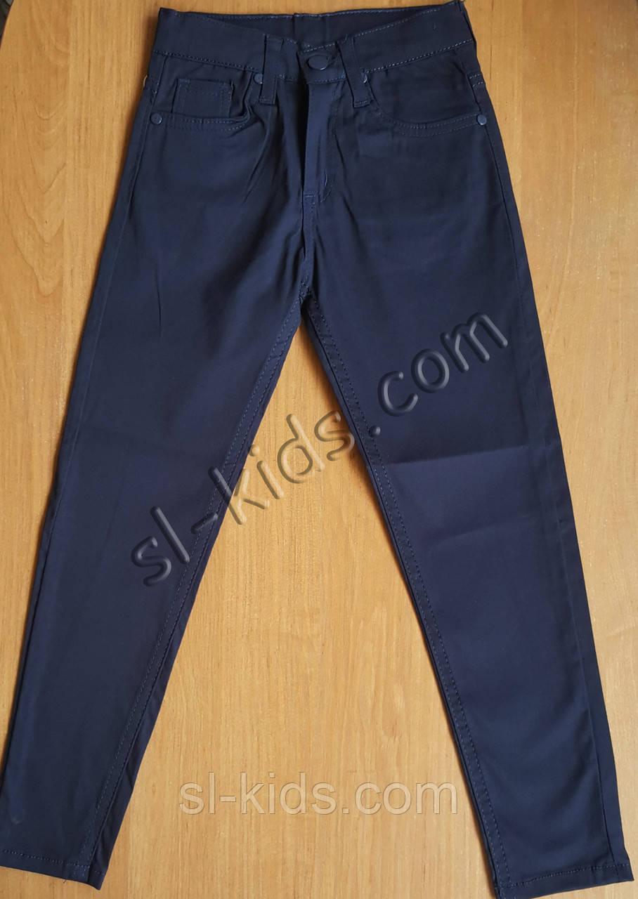 Штаны(скинны),джинсы для мальчика 11-15 лет(темно синие) опт пр.Турция