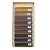 """Віск меблевий """"WoodMix"""" (деревоподібні кольори), 10х8 см"""