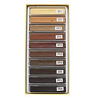 """Віск меблевий """"WoodMix"""" (деревоподібні кольори), 10х8 см, фото 1"""