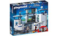 Playmobil Штаб-квартира поліції з в'язницею (6919)