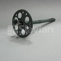Дюбель крепления теплоизоляции 10х120мм,  металлический гвоздь и термозаглушка (Standard)