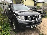 Автошрот Nissan Navara D40
