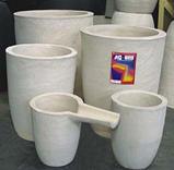 Тигли для разливки цветных металлов и их сплавов тип АС, фото 4