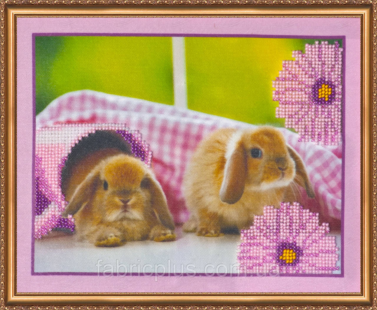 "Набор ""Кролики 2 "" АВ- 050"