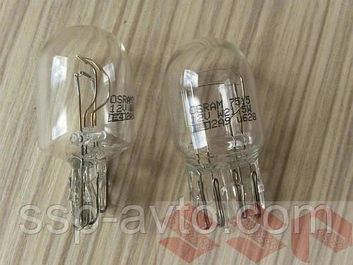 Автомобильная лампа Osram 21/5W 2-конт.  безцокольная, OS7515