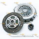 """Комплект сцепления Skoda Fabia 1.2 """"Krafttech"""", фото 4"""