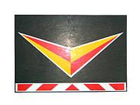 Брызговики грузовые, для грузовых машин 33х47 см Птица универсальные 2шт