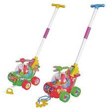 Детская игрушка-каталка Вертолет