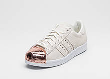 "Кроссовки Adidas Superstar 80s Metal Toe ""Off White/Copper Metallic"", фото 3"