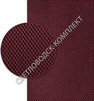 Сетка кросовочная №003, Турция, ширина 160 см, цвет бордовый