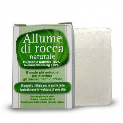 Квасцы Natural Alum Block 100 g