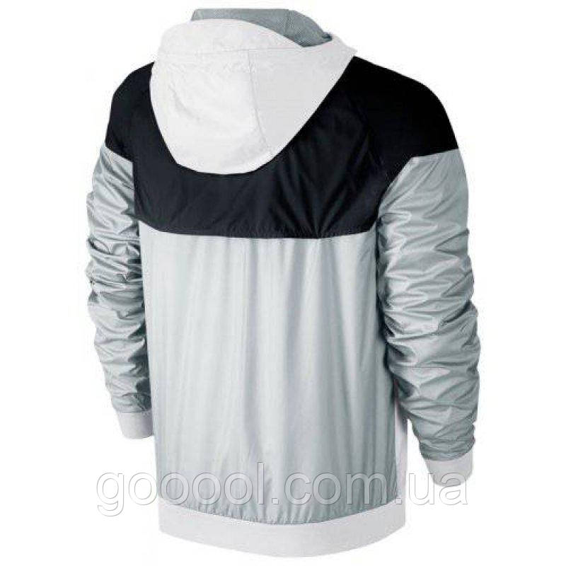 d812f17e Куртка мужская Nike Sportswear Men's Windrunner Jacket Hoodie 727324 101,  ...