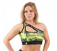 Спортивный бюстгальтер Reno Sports Bra - Yellow, фото 1