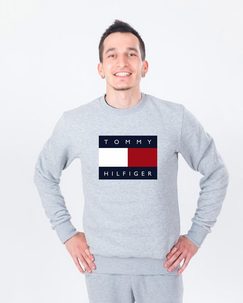 Свитшот Tommy Hilfiger Томми Хилфигер кофта разные цвета (РЕПЛИКА) -  интернет-магазин « 7231d0ef9e0ea
