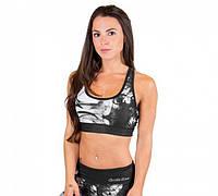 Спортивный бюстгальтер Phoenix Sports Bra - Black/White, фото 1