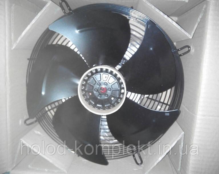 Осевой нагнетающий вентилятор YWF4D-350-В-102/34