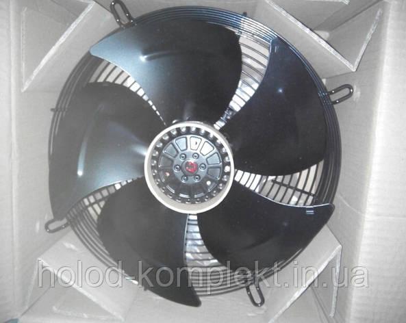 Осевой нагнетающий вентилятор YWF4D-350-В-102/34, фото 2