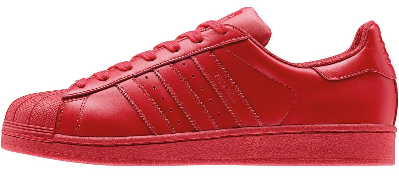 b8c654b7faf Женские кроссовки Adidas Superstar Red - Магазин обуви с хорошими ценами в  Киеве