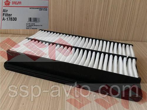 Фильтр воздушный, Mazda 6, CX-7, A17830, JS Asakashi