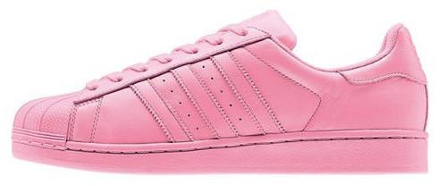 36d4ce496fd Женские кроссовки Adidas Superstar Supercolor pink - Магазин обуви с хорошими  ценами в Киеве