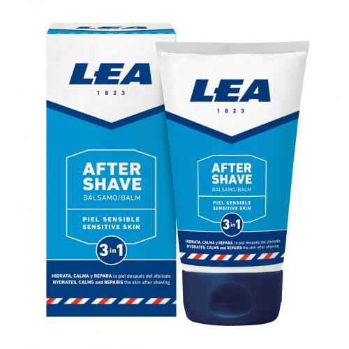 Бальзам после бритья Lea After shave balm 3 in 1  125 ml.