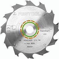 Пильный диск Panther 160 x 2,2 x 20 мм PW12 Festool 496301
