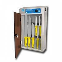 Ультрафиолетовый стерилизатор для ножей на 12 предметов
