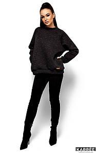 Женский свитшот Karree Арти, черный