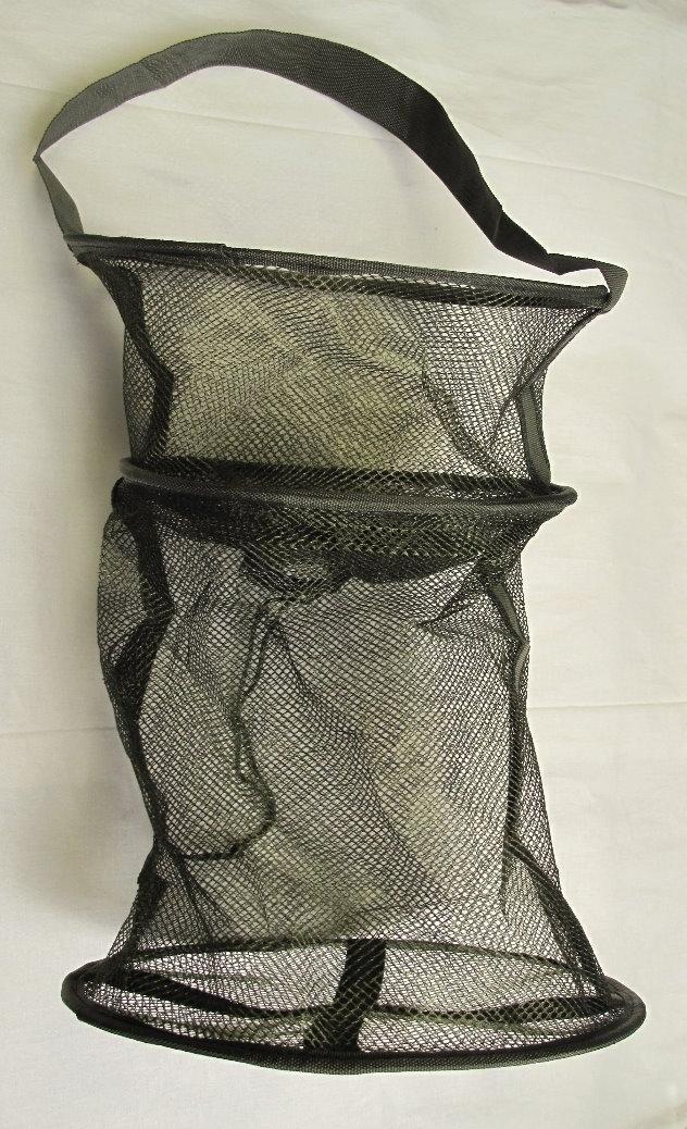Рыбацкий садок из капроновой нитки 50см ,d=34см