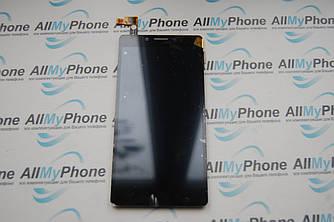 Дисплейный модуль для Xiaomi Redmi Note черный