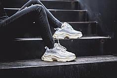"""Кроссовки Balenciaga Triple S Sneaker """"White"""""""