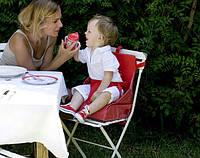 Детский стульчик для кормления, который всегда под рукой!