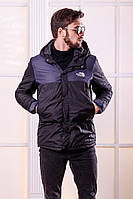 Куртка мужская / плащевка, синтепон 150 / Украина, фото 1