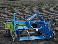 Копалка для лука Z-653/1,2 м. Лемех (для тяжелых почв) (Польша)