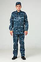 Костюм мужской для охраны Город ОМОН
