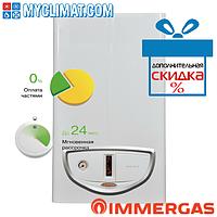 Настенный газовый котел Immergas Maior Eolo 24 4 E