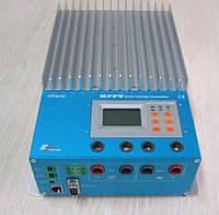 Контроллеры заряда для фотомодулей сетевые EPSolar еTracer ET4415N  45A 12/24/36/48B, фото 1