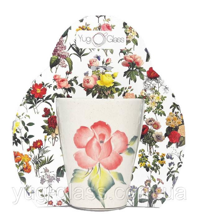 Кружка цветы